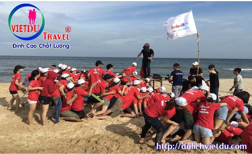 Team Building Phan Thiết