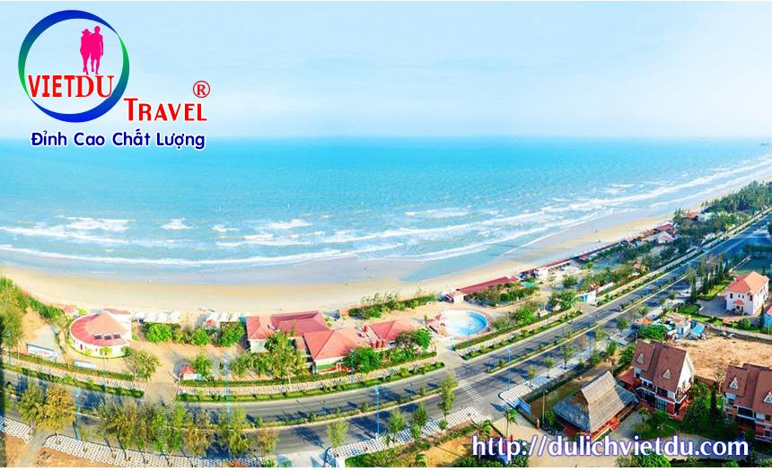 Tour Vũng Tàu 2 ngày 1 đêm – Khách sạn Cao 5 sao